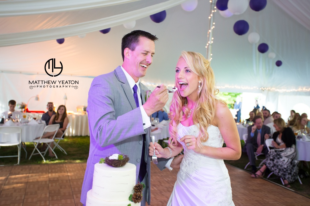 Our outdoor wedding venues nh include tent weddings with dance floors and a lot of space