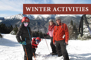 New Hampshire Skiing, a favorite White Mountains attraction near Jackson NH
