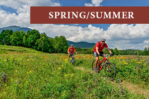 White Mountains Attractions in the Spring & Summer
