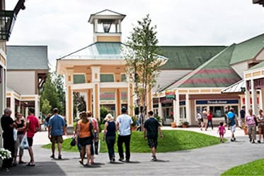 Settlers Green Outlet Stores North Conway