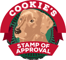 Cookie's Stamp of Approval, Dog Friendly