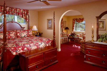 Jackson NH Hotel property offers Carriage House Suites & Spa in Jackson NH
