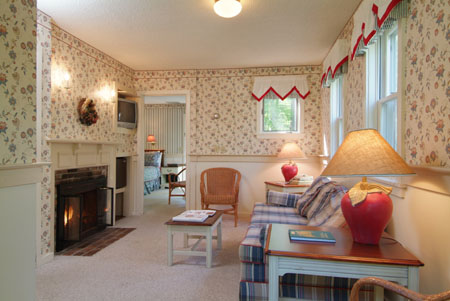 Jackson NH Hotels feature 6 cottage rentals