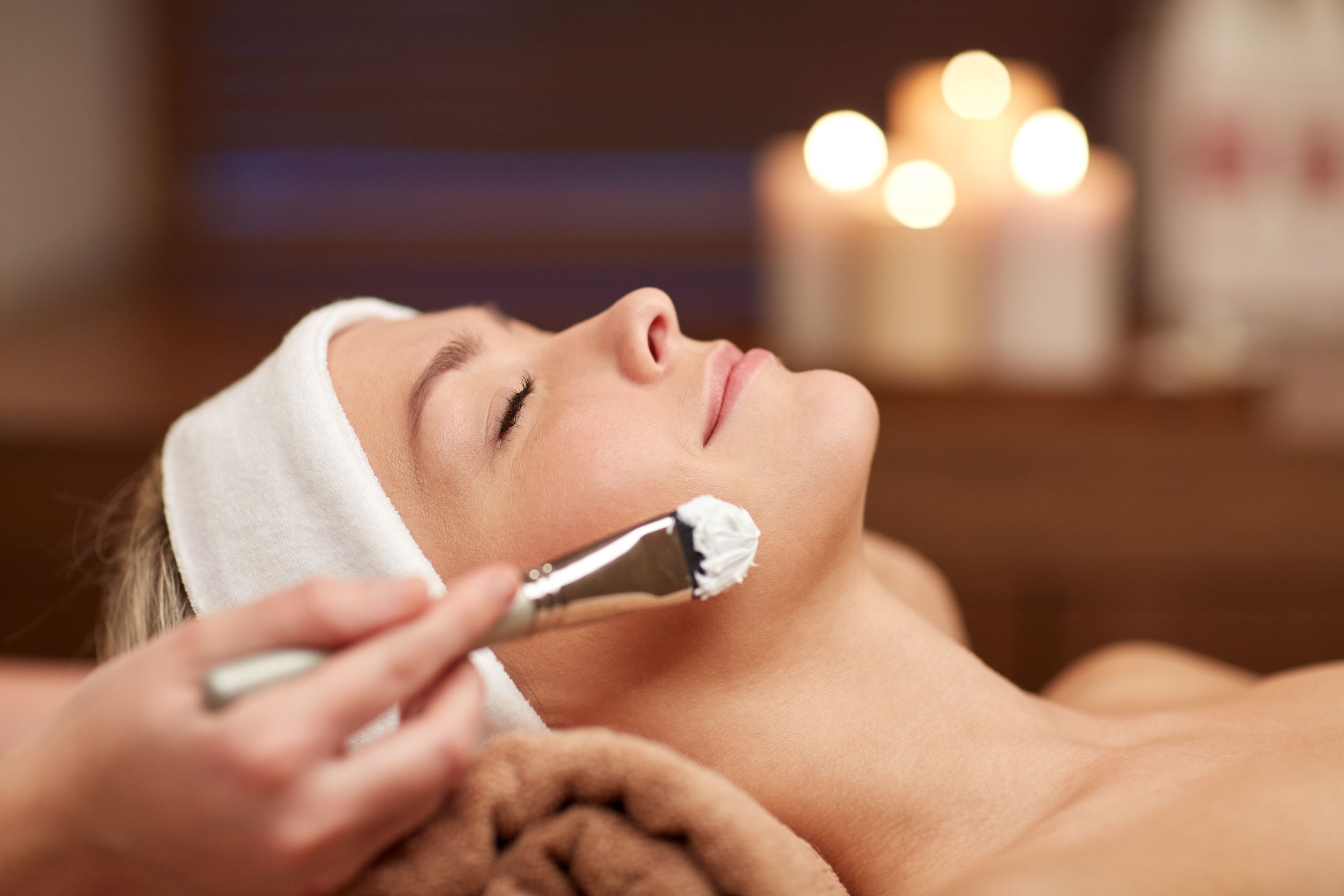Facials at the Christmas Farm Inn Spa