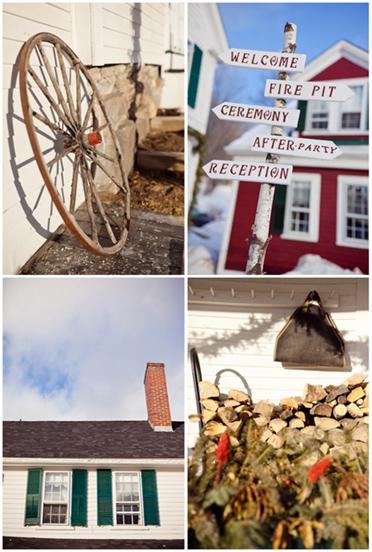 Wedding venues nh include barn weddings new hampshire, rustic weddings, historic inn Jackson NH and more