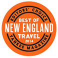 Yankee Magazine Editors' Choice Best of New England Travel 2014