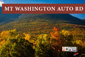 Mt Washington Auto Road - a favorite among travelers to Jackson NH