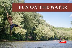 Water Sports near Jackson NH