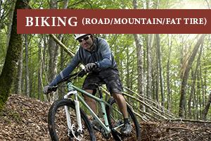 White Mountain Biking