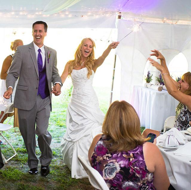 Outdoor Wedding Venues NH