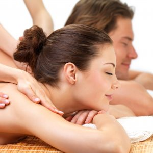 Couples Massage at Jackson NH Spa