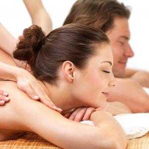 Couples Massage at Jackson NH Spa