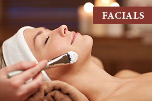 facials are one of our day spa treatments in the white mountains