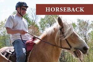 horseback riding special