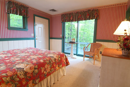 The North Pole Cottage Rental in Jackson NH