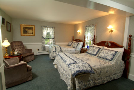 Jackson NH Hotel offers historic Jackson NH Inn rooms