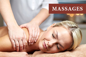 massages at Christmas Farm Inn Spa