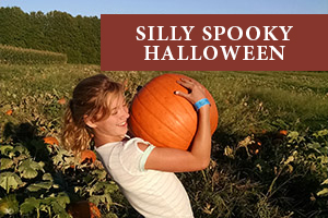 Silly Spooky Halloween at Santa's Village in the White Mountains