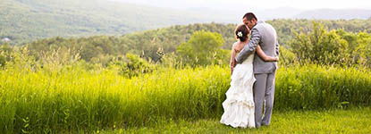 Wedding photographer north Conway nh