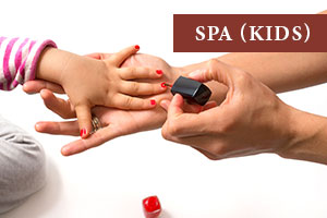 Kids services at the Christmas Farm Inn Spa