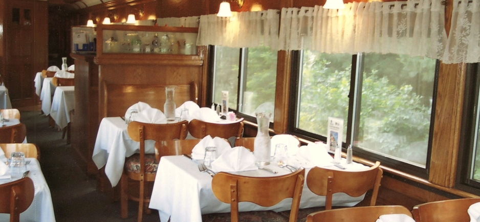Dining Car Chocorua