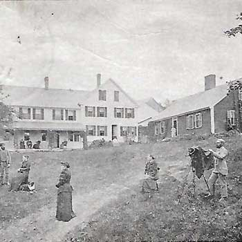 Historical Jackson NH Inn – 1911 Photo