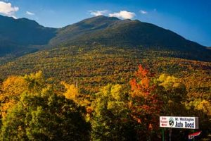 Fall Foliage New Hampshire