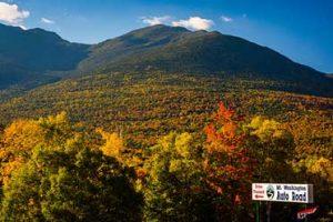Fall Foliage New Hampshire