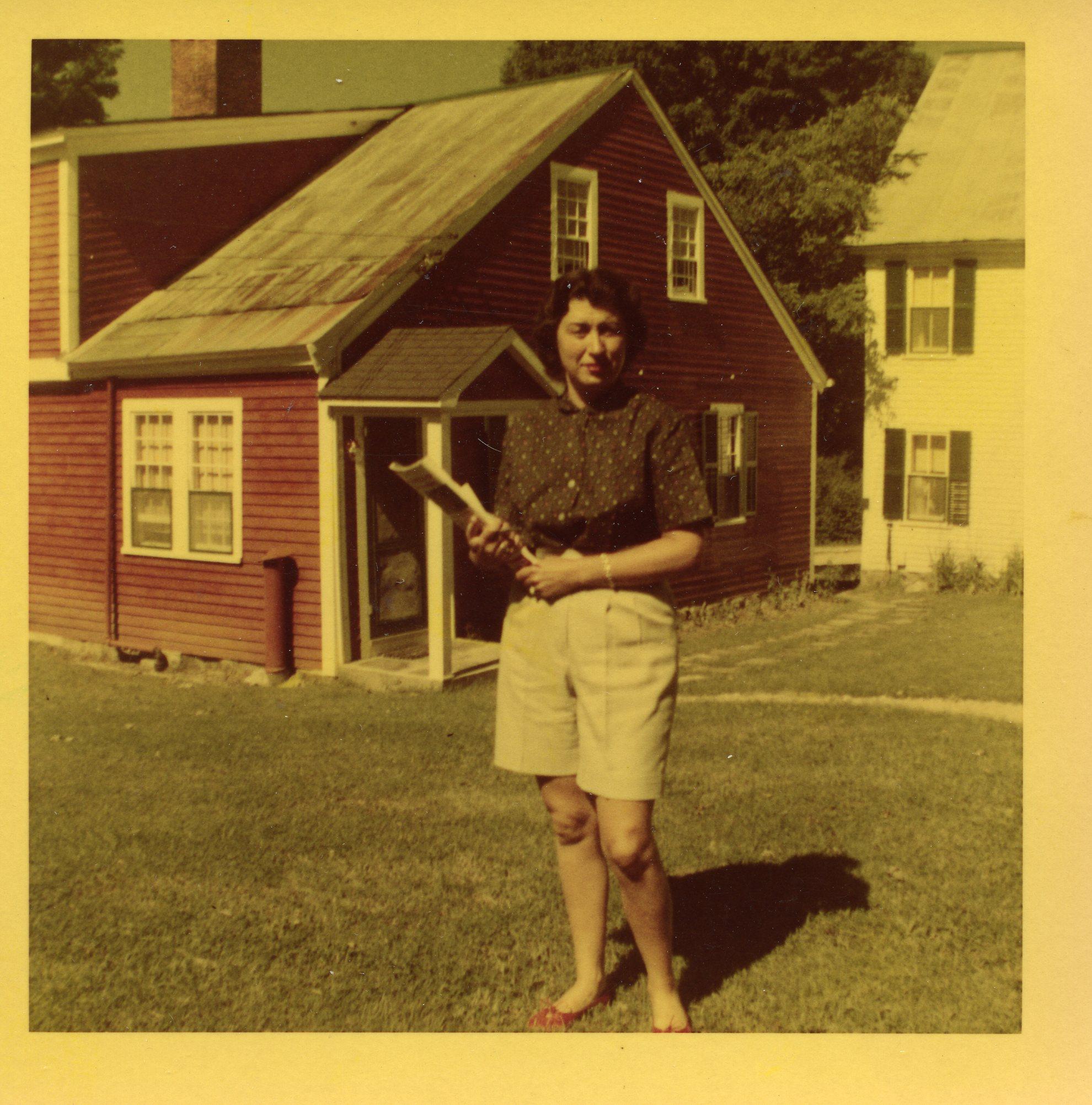Historical Inn Jackson NH Innkeeper 1954