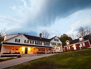 A Modern Photo of our Historic Jackson NH Inn