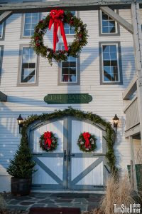 Christmas Farm Inn Barn