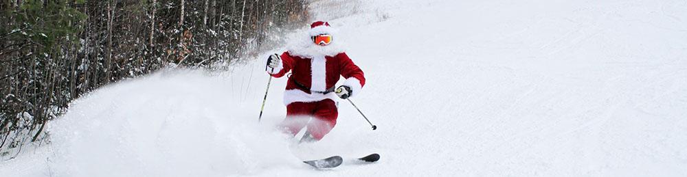 White Mountains Skiing