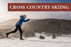 White Mountains Cross Country Skiing near Jackson NH