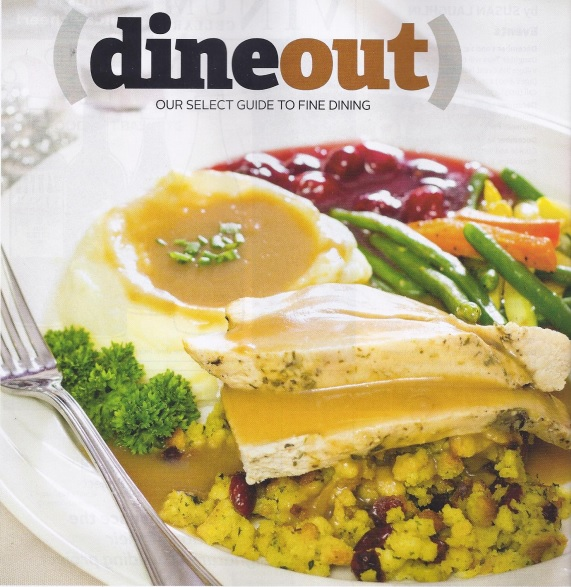 New Hampshire - Dine Out Article includes our Jackson NH restaurant