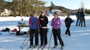 Cross Country Skiing Packages NH