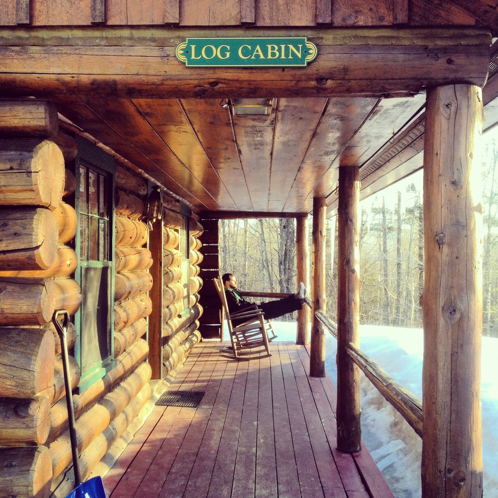 Cabin Rentals White Mountains