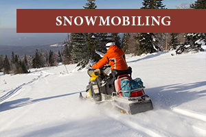 Littleton NH Snowmobile - Adventures in the White Mountains