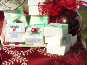 scented soaps by Karen