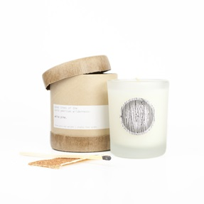 White Pine Candle by Greenmarket Purveying Co.