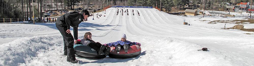Cranmore Snowtubing