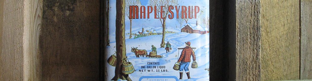 Maple Syrup March NH