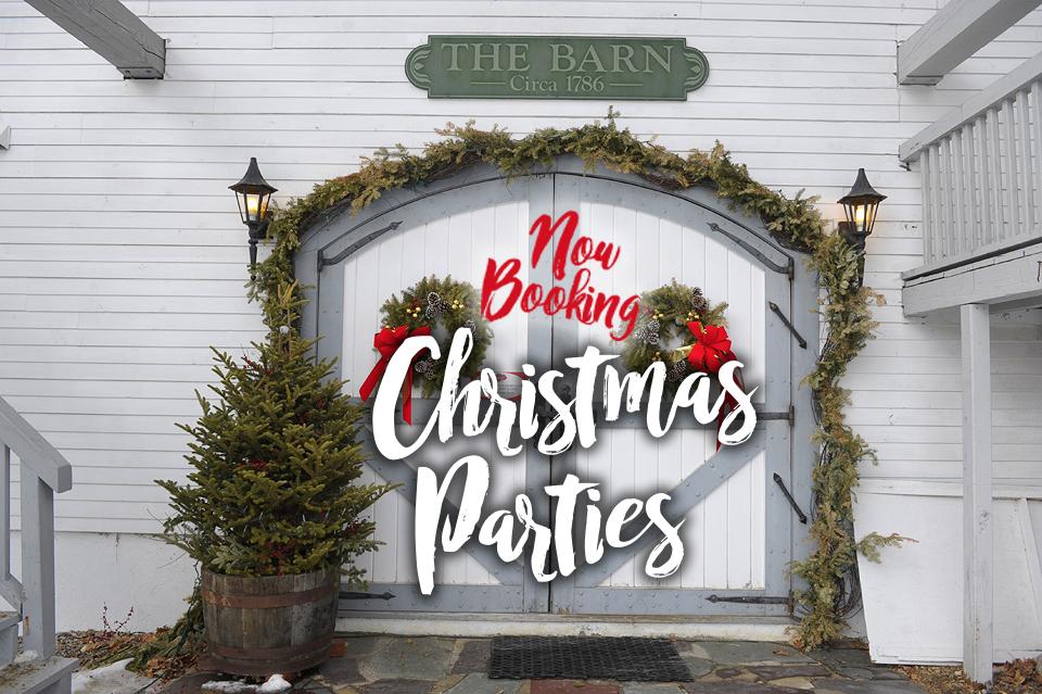 Christmas Parties Jackson NH