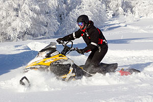 Jackson NH snowmobile rentals