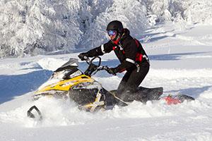 Jackson NH snowmobile rentals