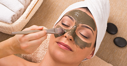 Jackson NH Spa exfoliation treatment