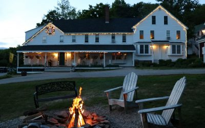 Relax at Christmas Farm Inn