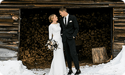 Our Winter Wedding Venues in the White Mountains