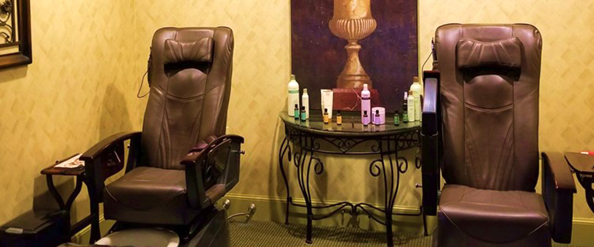 Girls Spa Getaway NH could include After Hours Event at Aveda Spa
