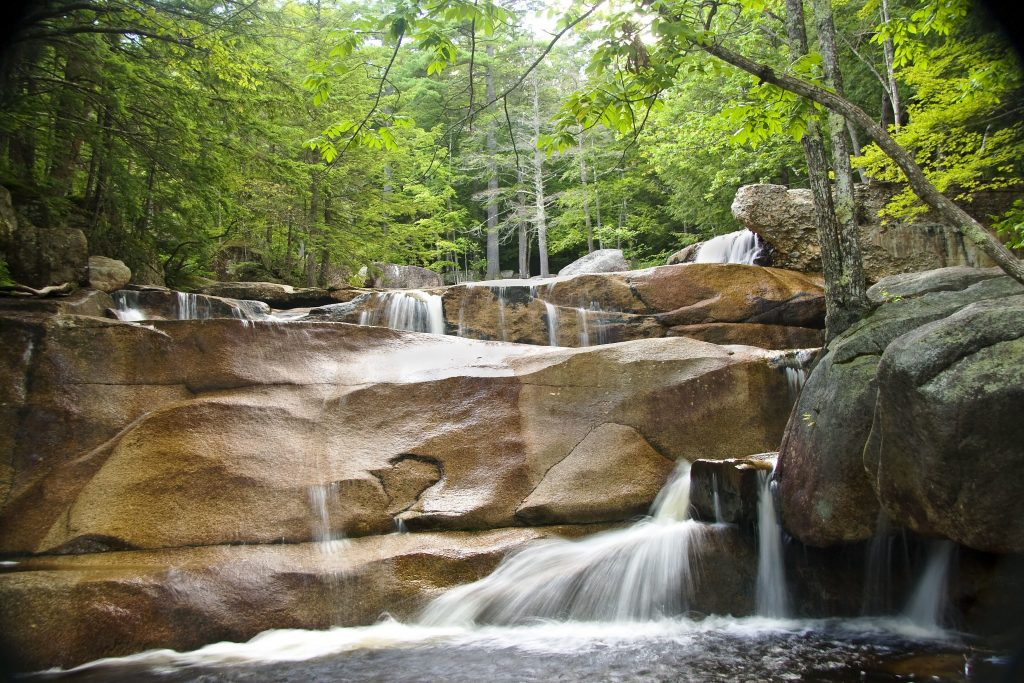 Diana's Baths are a must-see natural wonder, perfect for anyone looking for North Conway attractions.