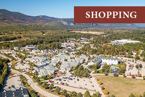 Settlers Green Outlet Mall North Conway is a year-round activity in the white mountains.